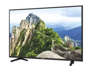 Preiswerte Fernseher - Der Hisense LTDN40K220